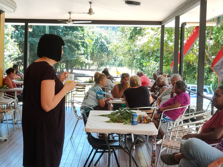 Family Fun Day and Workshop in community and NAIDOC Cooktown