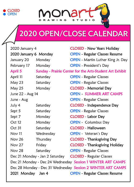 2020 OPEN Close Calender.jpg