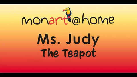 Ms. Judy & The Teapot Lesson