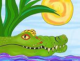 Crocodile Swimming Color.jpg