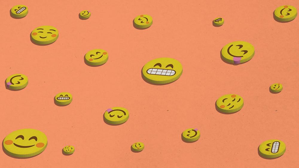 Positive emojis