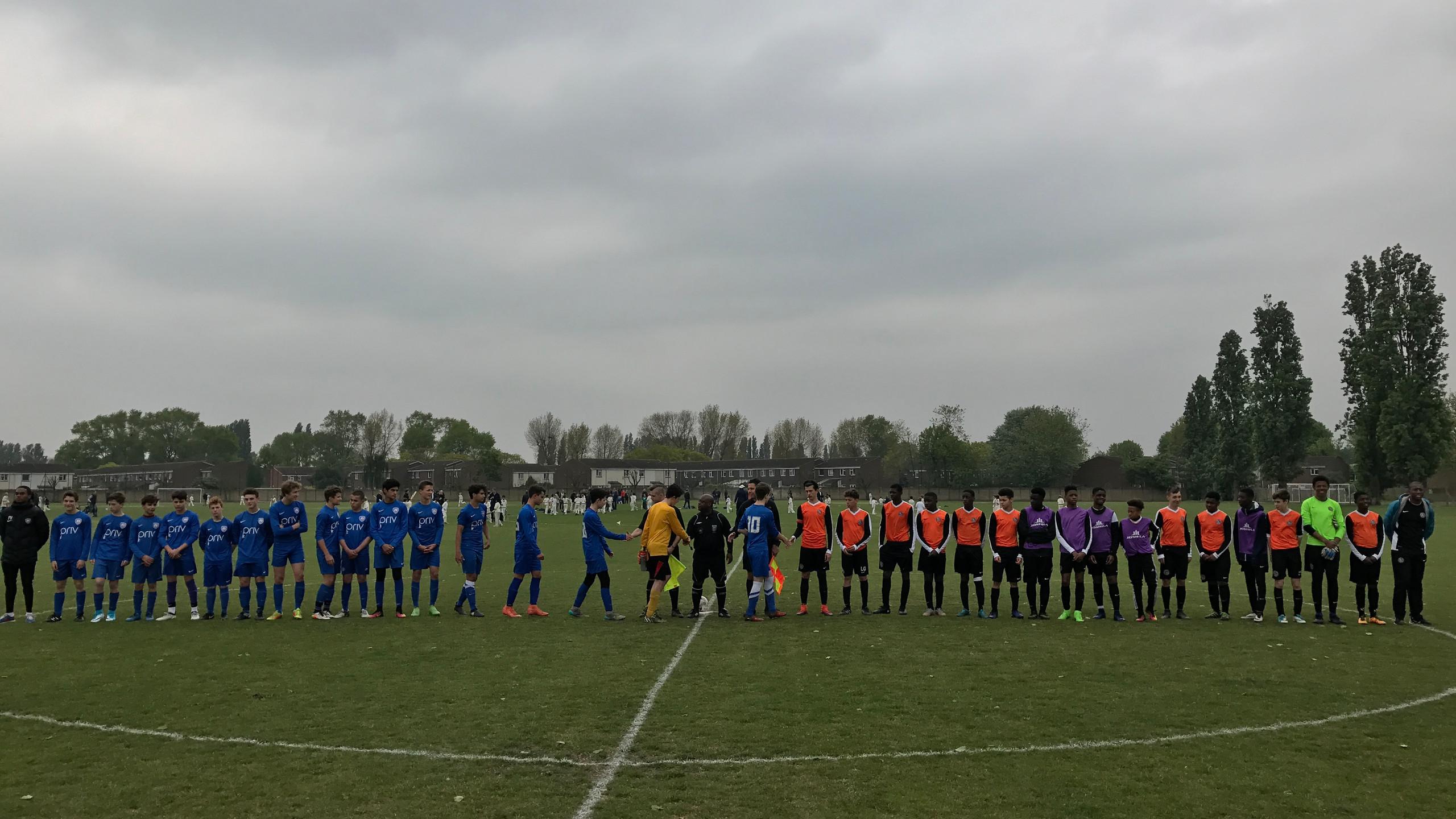 U15 League Play Off Final 2017