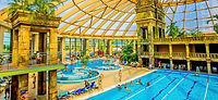 Aqualand Budapest with Gower Music Tours