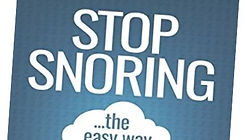 stop snoring the easy way Mike Dilkes.JP
