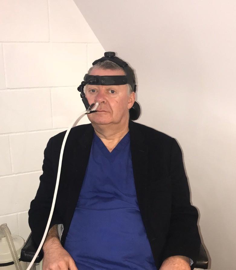 Kinetic Oscillatory Stimulation at Mike Dilkes ENT London