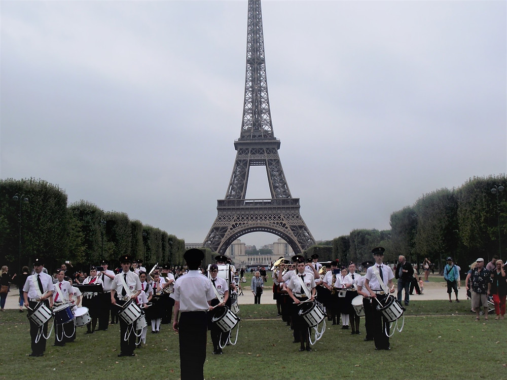 Paris with Gower Music Tours