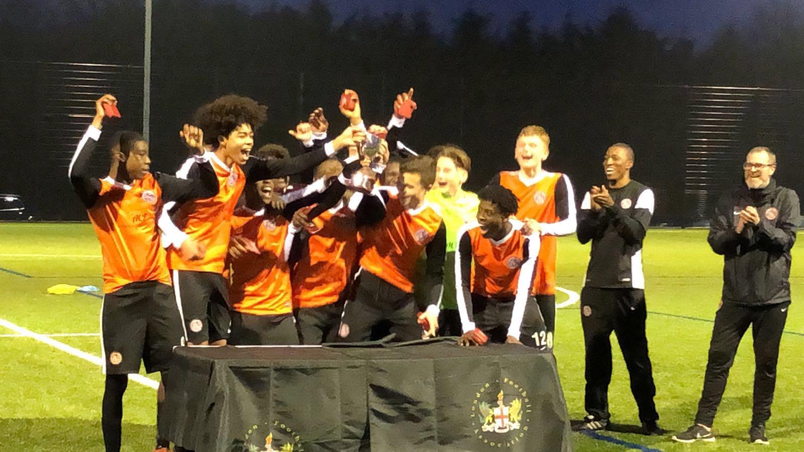 Lambeth Tigers U16