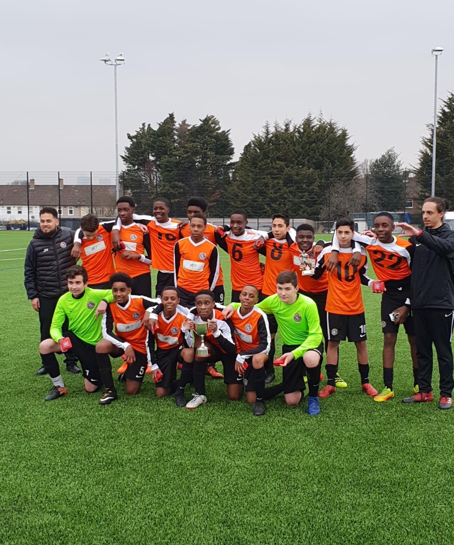 Lambeth Tigers U15s