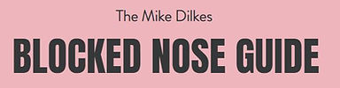 Blocked Nose Guide Banner, Mike Dilkes E