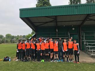 U15s win London Saturday Youth League