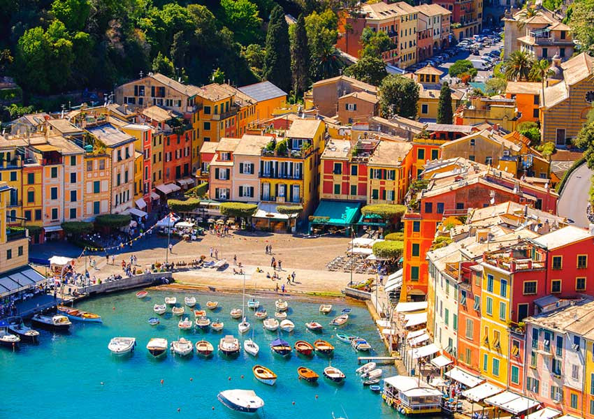 Italian Riviera with Gower Music Tours