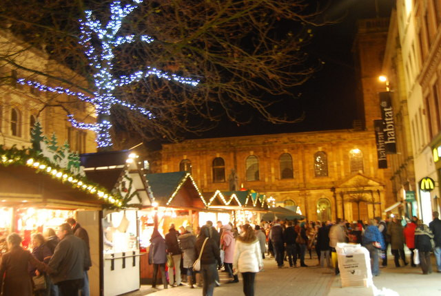 Christmas markets - with Gower Music Tours