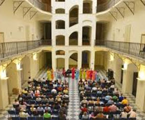 Perform concerts in Czech Museum of Musi