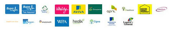 Updated insurers working with Mike Dilke