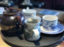 Tea at Cafe Prov