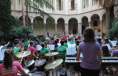 School Music Tour Barcelona with Gower M