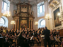 Perform Music at Saltzburg Cathedral wit