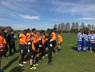 First ever AFA Cup final ends in defeat