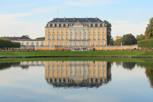Augustusburg Palace, Cologne with Gower Music Tours