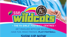 Lambeth Tigers launch girls youth football programme