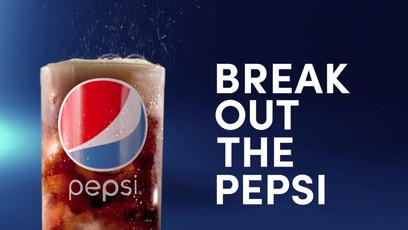 Enjoy a Pepsi