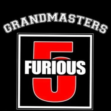 Grandmasters Furious 5 (Grandmaster Mele Mel & Scorpio)