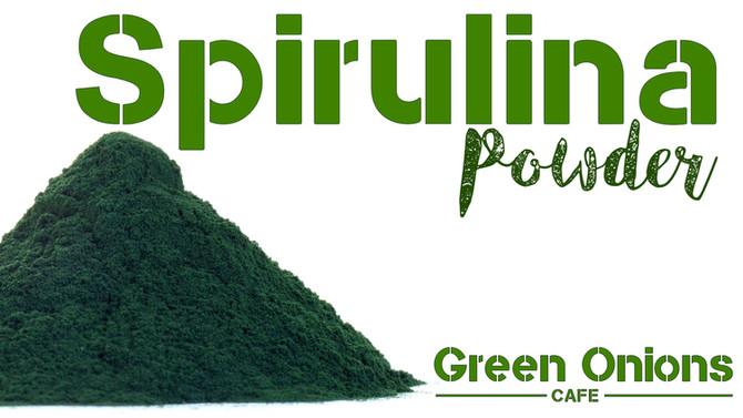 Getting the Scoop on Spirulina