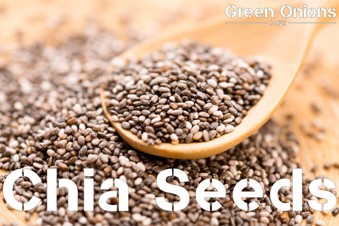 4 reasons to add chia seeds to your diet