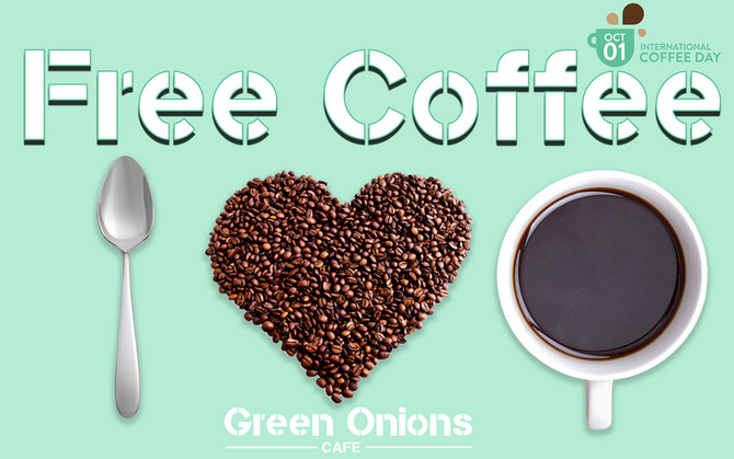 Win Free Coffee - Happy International Coffee Day