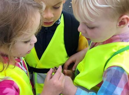 Boston Outdoor Preschool Network Blog