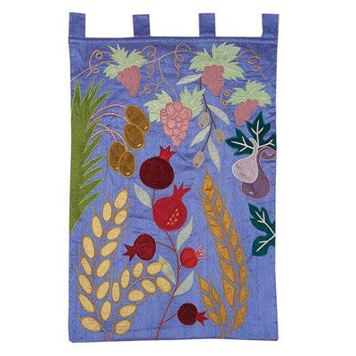 7 Species fabric banner
