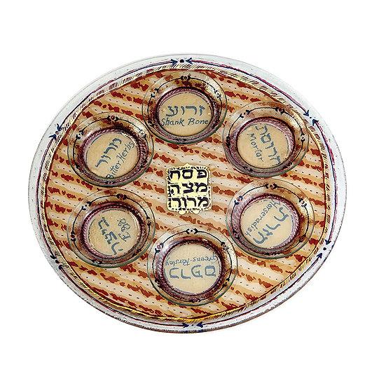 "Seder plate ""Matza"""