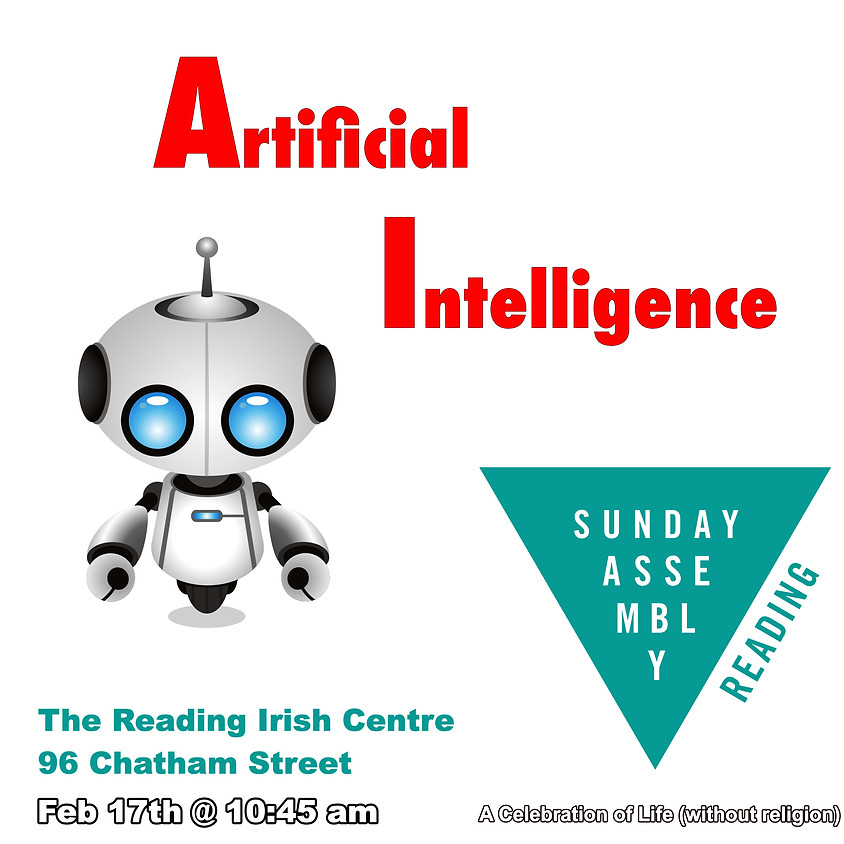 Sunday Assembly Reading - Artificial Intelligence