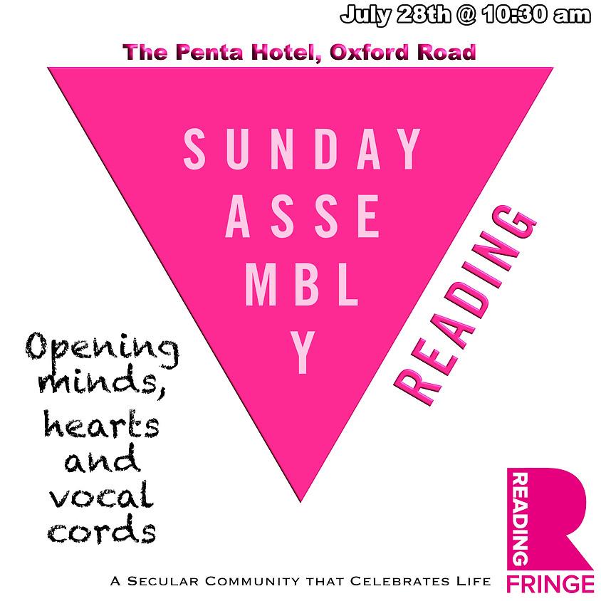 Sunday Assembly Reading - Reading Fringe Festival