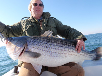 Outer Banks Winter Fishing Forecast