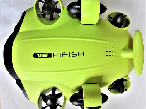 FIFISH V6レンタル日数の追加