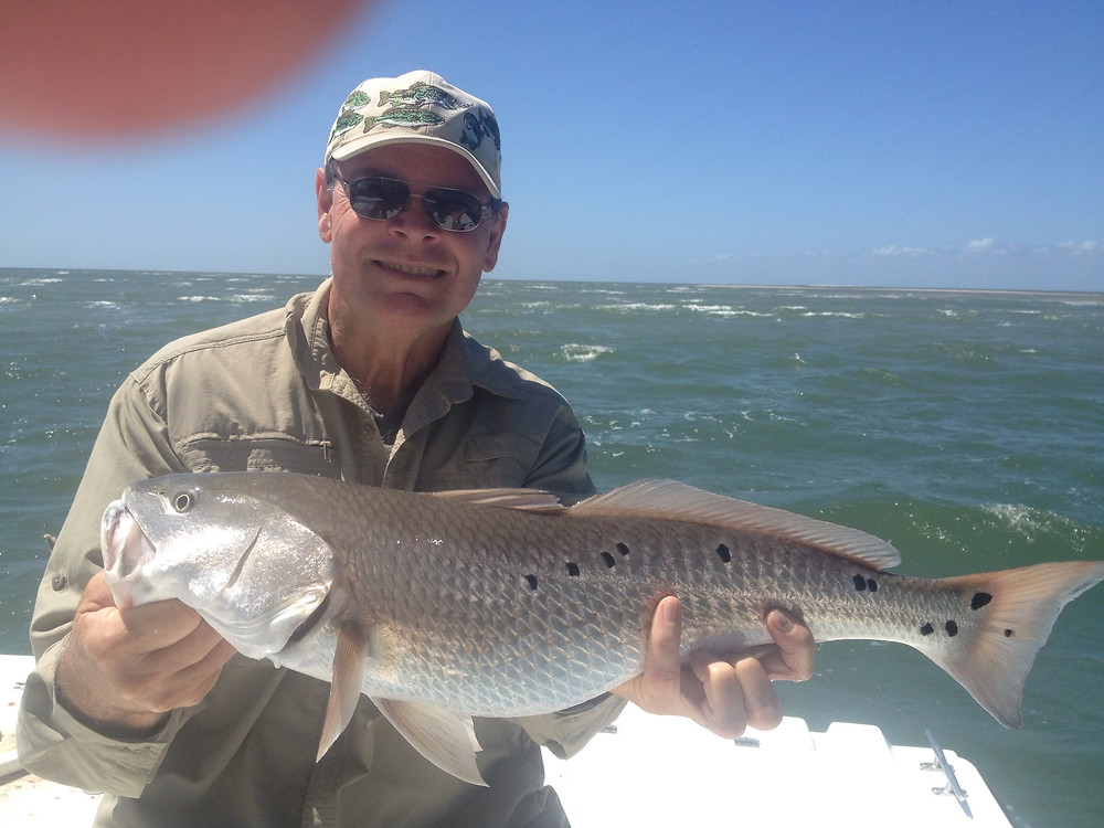 outer banks red drum