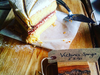 Becoming Your Authentic Self is a Bit Like Making a Victoria Sponge Cake …