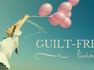 Free from Guilt - Living Guilt-Free