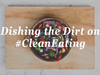 Becoming More Free & Radical About Clean Eating