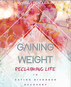 Gaining weight in eating disorder recovery