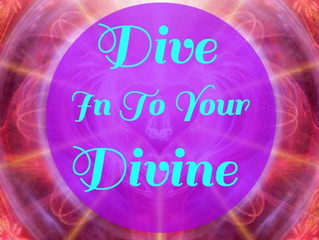 DIVE in to Your DIVINE