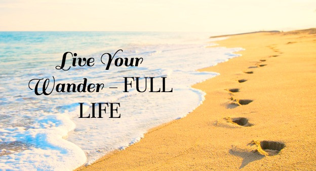 live your wander-full life