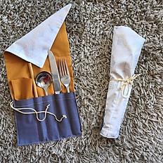 Fabric Cutlery Holders