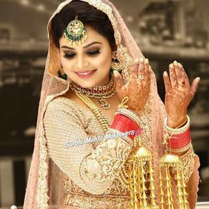Surbhi mehta Makeovers