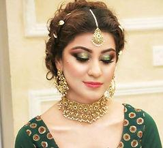 makeup Artist in delhi Surbhi Mehta