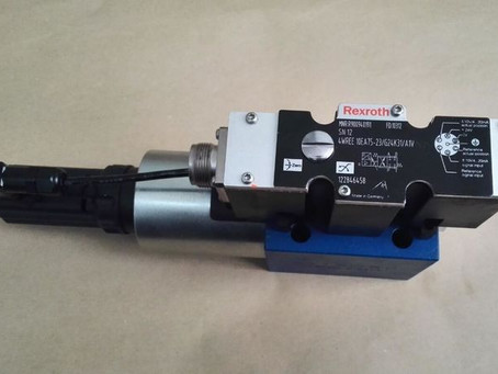 Rexroth 4WREE10 Series Proportional Directional Valves Model List
