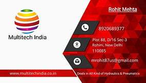 Multitech India Rexroth
