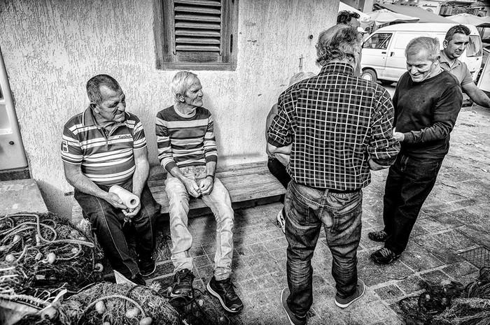 Pêcheurs Maltais de Marsaxlokk