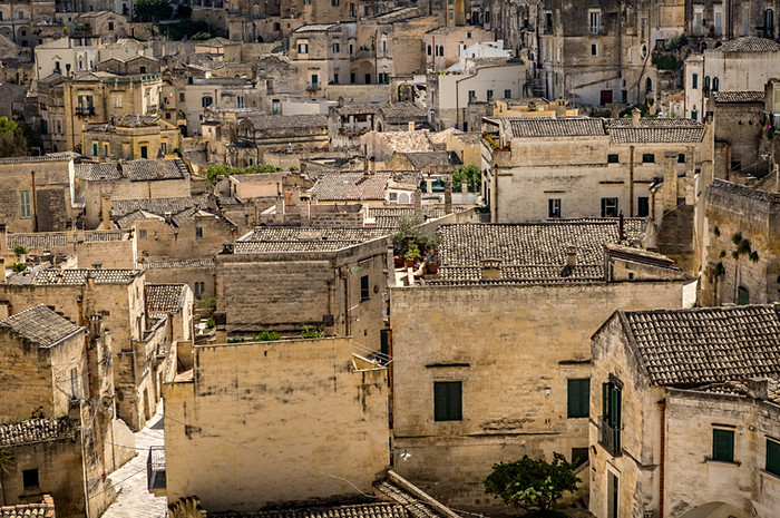 Le village de Matere